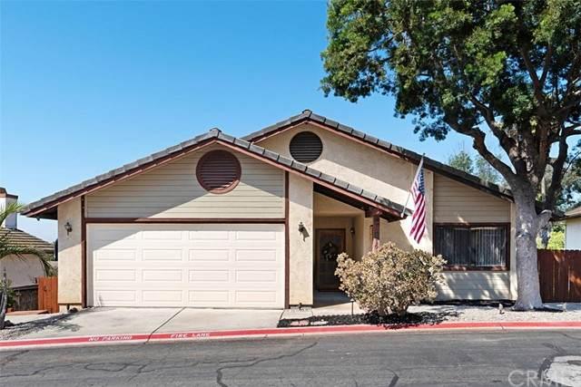 1619 Madrone Glen, Escondido, CA 92027 (#OC21137147) :: Team Forss Realty Group