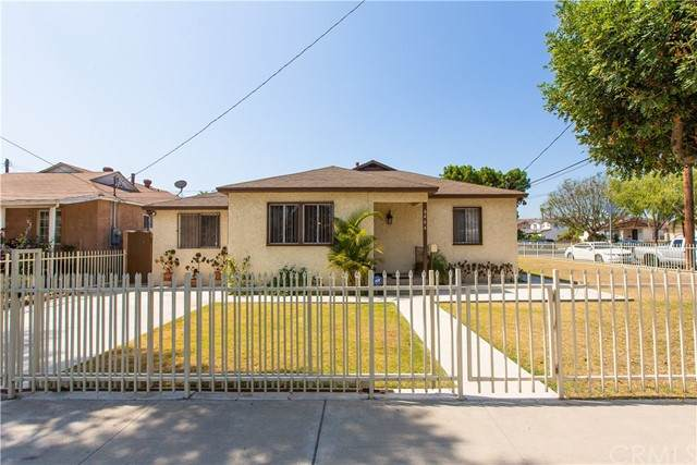 8404 Harrison Street, Paramount, CA 90723 (#PW21137348) :: The Marelly Group | Sentry Residential