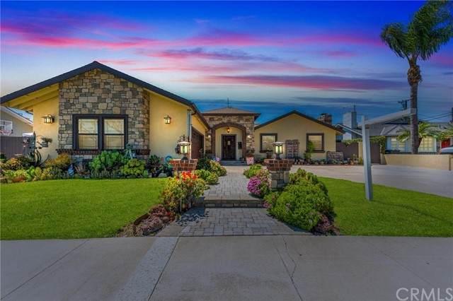 11861 Martha Ann Drive, Rossmoor, CA 90720 (#PW21136396) :: Latrice Deluna Homes