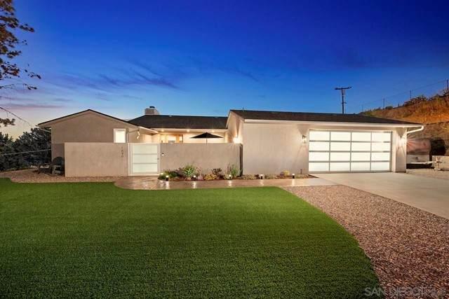 1840 Pine View Rd, Alpine, CA 91901 (#210017842) :: Robyn Icenhower & Associates