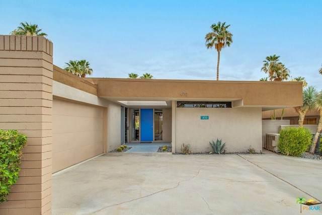 470 E San Jose Road, Palm Springs, CA 92264 (#21753712) :: Jett Real Estate Group