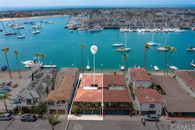 365 Via Lido Soud, Newport Beach, CA 92663 (#NP21141407) :: The Marelly Group   Sentry Residential