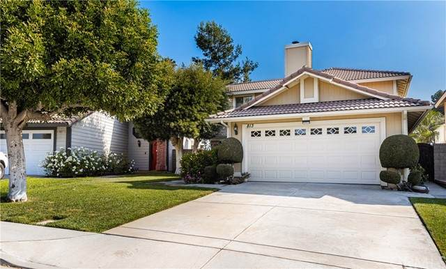 813 Powell Drive, Placentia, CA 92870 (#PW21142994) :: Mark Nazzal Real Estate Group