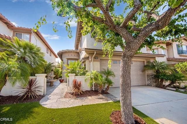 2872 Golf Villa Way, Camarillo, CA 93010 (#V1-6836) :: Jett Real Estate Group