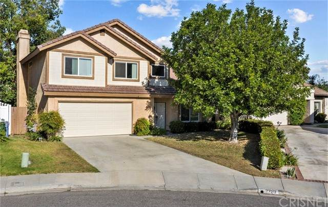 2720 Golf Meadows Court, Simi Valley, CA 93063 (#SR21143766) :: Jett Real Estate Group