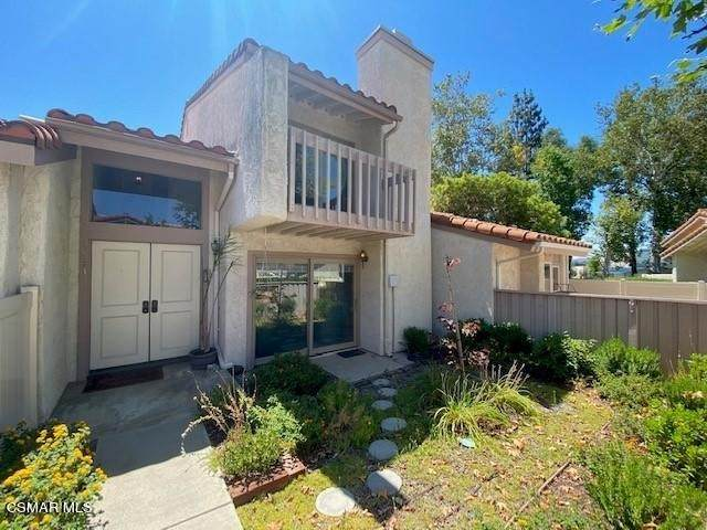 2153 Wetstone Drive, Thousand Oaks, CA 91362 (#221003631) :: Powerhouse Real Estate