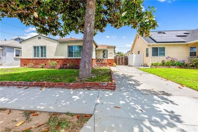 5109 W 125th Street, Hawthorne, CA 90250 (#PW21145242) :: The Kohler Group