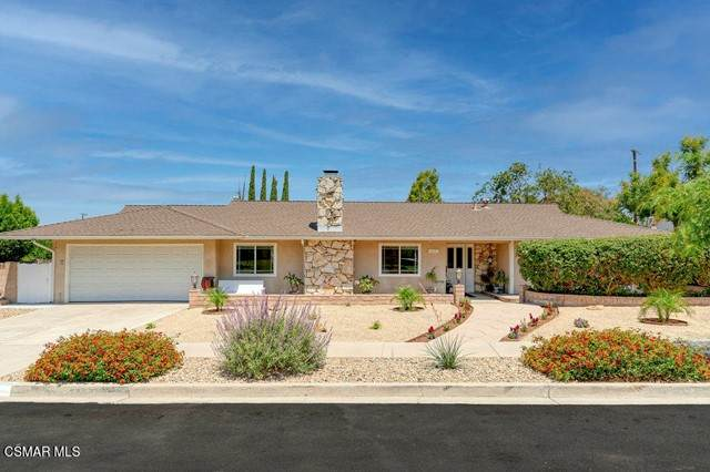 1117 Enfield Circle, Thousand Oaks, CA 91360 (#221003658) :: Doherty Real Estate Group