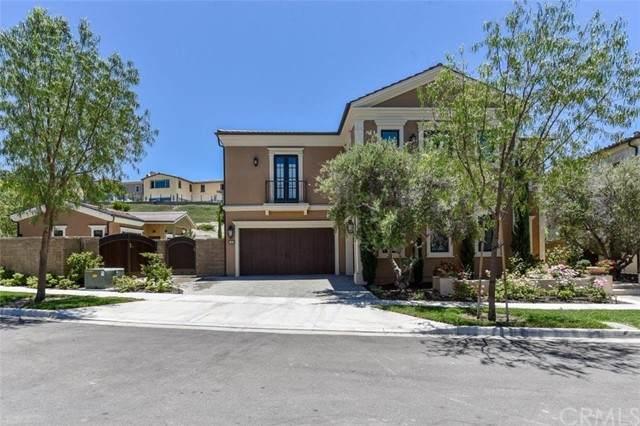 104 Shady Arbor, Irvine, CA 92618 (MLS #OC21139285) :: CARLILE Realty & Lending