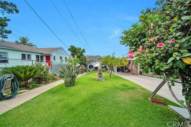 4434 Mont Eagle Place, Eagle Rock, CA 90041 (#MB21147110) :: Dave Shorter Real Estate