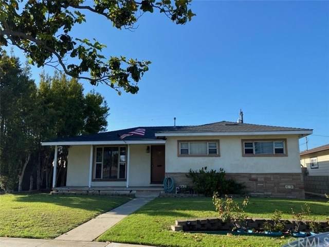 2777 190th Street, Redondo Beach, CA 90278 (#SB21147126) :: The Miller Group