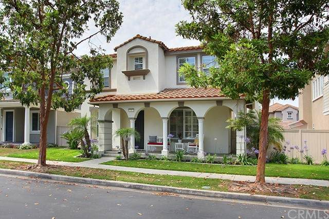 7 Trumpet Vine Street, Ladera Ranch, CA 92694 (#OC21146200) :: The Costantino Group | Cal American Homes and Realty