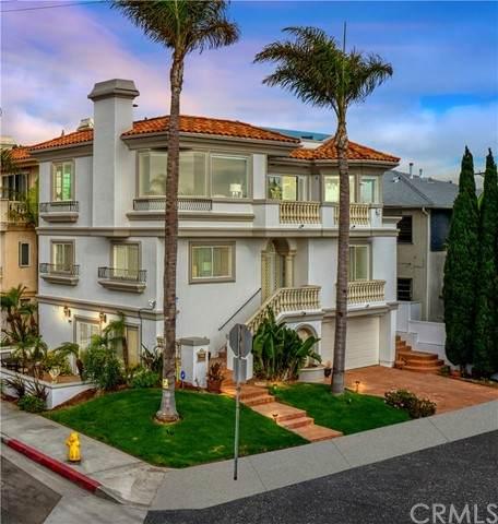1550 Monterey Boulevard, Hermosa Beach, CA 90254 (#SB21111143) :: Robyn Icenhower & Associates