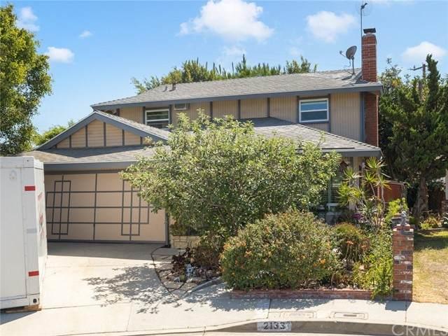 2133 Adona Drive, Lomita, CA 90717 (#SB21092737) :: Eight Luxe Homes