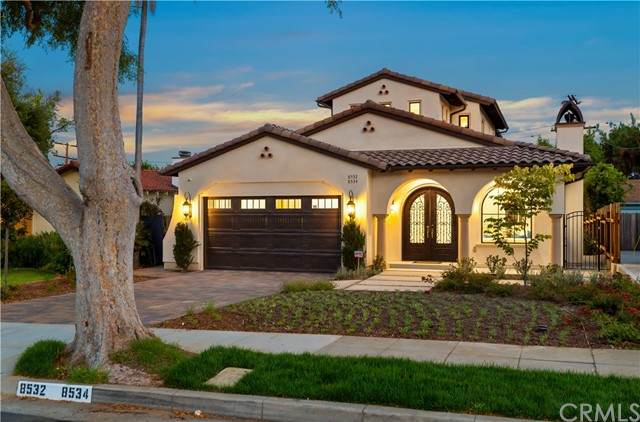 8534 E Fairview Avenue, San Gabriel, CA 91775 (#AR21152534) :: Zen Ziejewski and Team