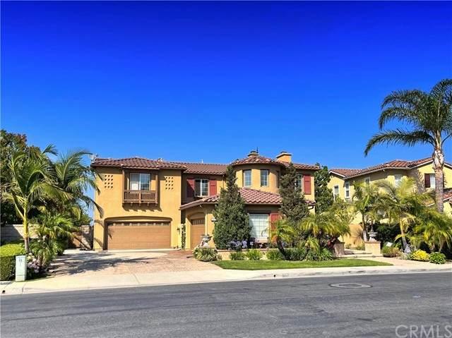 8175 E Bailey Way, Anaheim Hills, CA 92808 (#IG21153251) :: Latrice Deluna Homes