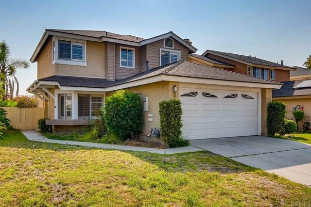 7908 Tinaja Ln, San Diego, CA 92139 (#PTP2104929) :: Latrice Deluna Homes