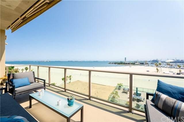 1000 E Ocean Boulevard #717, Long Beach, CA 90802 (#OC21155539) :: Team Tami