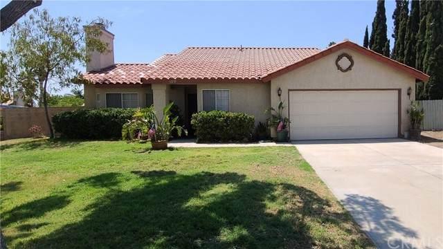 1237 W Woodcrest Street, Bloomington, CA 92316 (#CV21156893) :: The Kohler Group