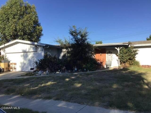 1148 Bryson Avenue, Simi Valley, CA 93065 (#221004305) :: Corcoran Global Living