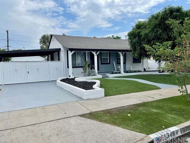 13466 Reliance Street, Arleta, CA 91331 (#SR21180032) :: Steele Canyon Realty