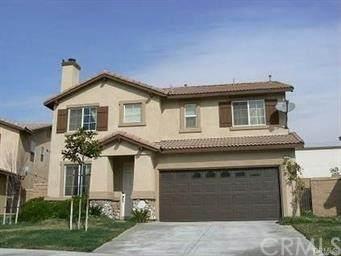 15338 Burnet Court, Fontana, CA 92336 (#PW21195785) :: Corcoran Global Living