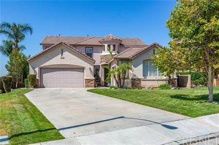 19122 Olympic Crest Drive, Canyon Country, CA 91351 (#SR21209230) :: EGA Homes