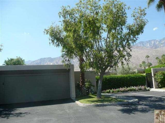 1849 S La Paloma, Palm Springs, CA 92264 (#41461300) :: The Costantino Group | Cal American Homes and Realty