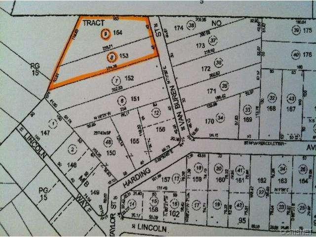 0 Van Buren, Val Verde, CA 91384 (#SR13196627) :: Z Team OC Real Estate