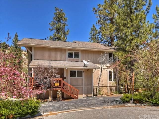 42518 Gold Rush Drive, Big Bear, CA 92315 (#EV21095336) :: Steele Canyon Realty