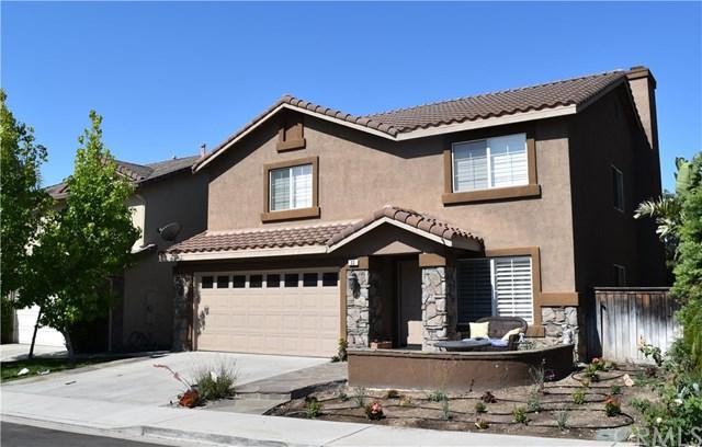 33 Hemingway Court, Trabuco Canyon, CA 92679 (#OC17137633) :: Berkshire Hathaway Home Services California Properties