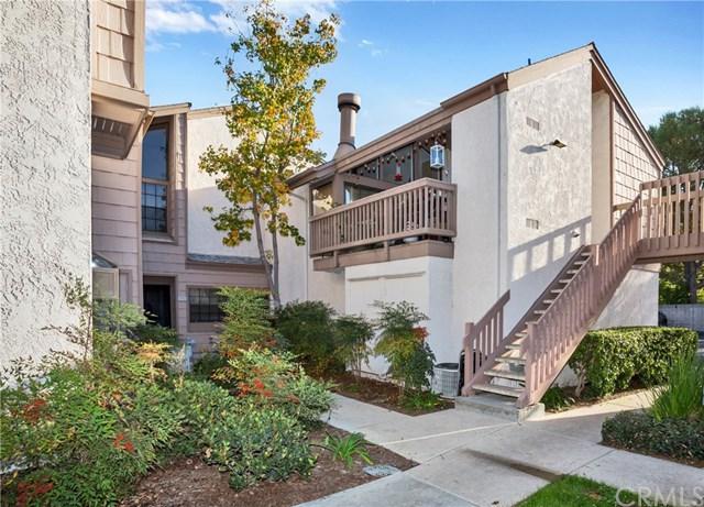 26701 Quail Creek #187, Laguna Hills, CA 92656 (#OC17270806) :: Fred Sed Realty