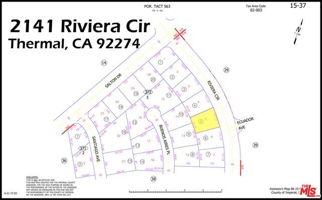 2141 Riviera Circle, Thermal, CA 92274 (#18299028) :: Bathurst Coastal Properties