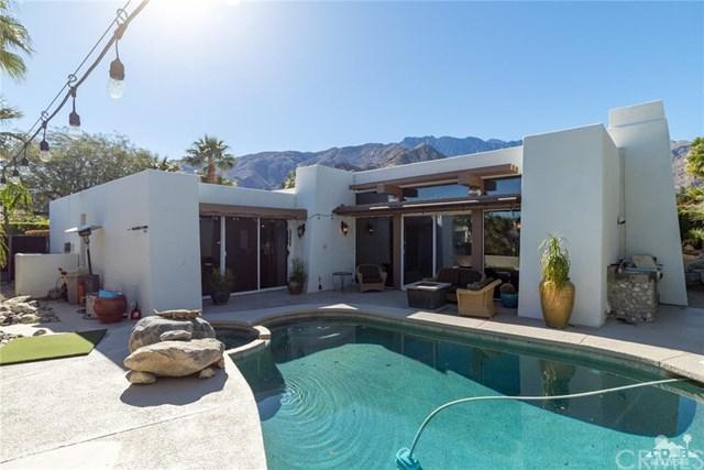 690 Racquet Club Road, Palm Springs, CA 92262 (#218003786DA) :: RE/MAX Masters