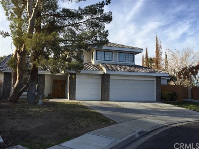 1241 N Mayflower Circle, Ridgecrest, CA 93555 (#OC18026049) :: Pismo Beach Homes Team