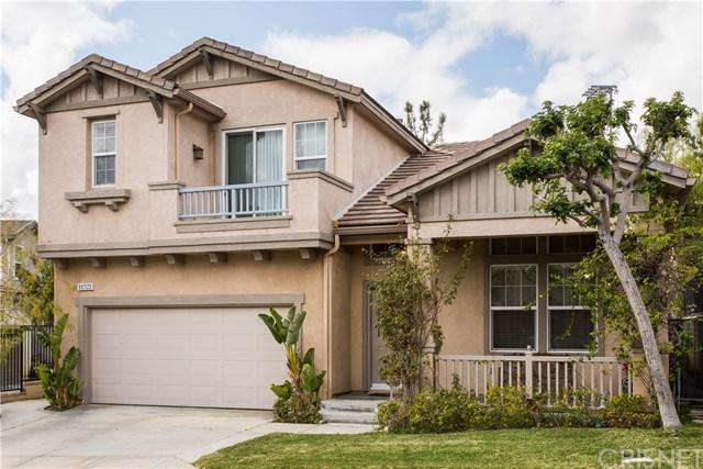 11521 Wistful Vista Way, Porter Ranch, CA 91326 (#SR18061130) :: Z Team OC Real Estate