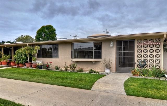13541 Wentworth Lane 108C M5, Seal Beach, CA 90740 (#OC18094284) :: Scott J. Miller Team/RE/MAX Fine Homes