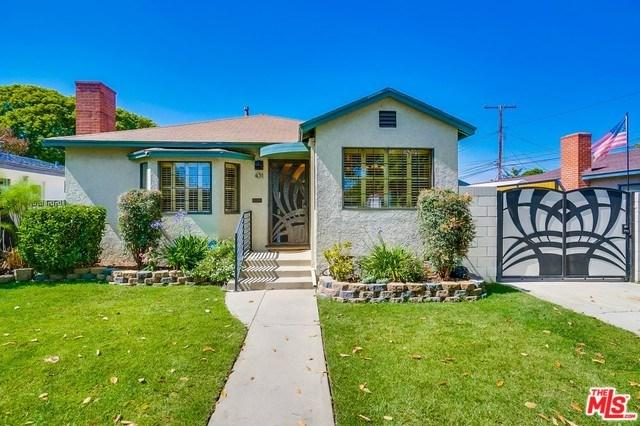 431 W 31ST Street, Long Beach, CA 90806 (#18350498) :: Kristi Roberts Group, Inc.