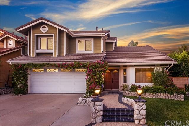 21072 Cimmaron Lane, Trabuco Canyon, CA 92679 (#OC18175114) :: Berkshire Hathaway Home Services California Properties