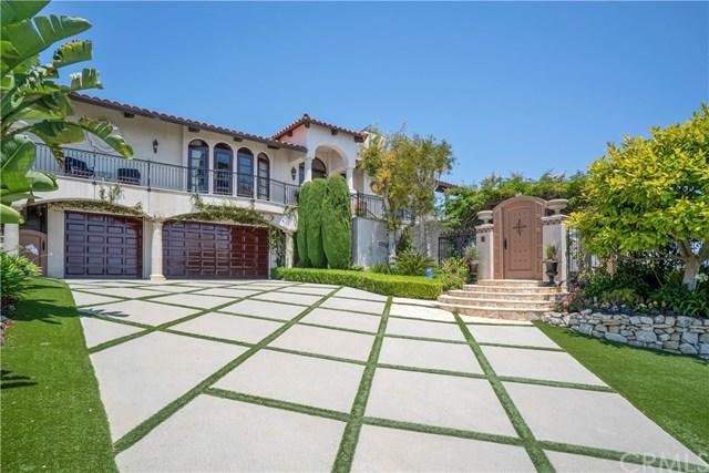 30936 Cartier Drive, Rancho Palos Verdes, CA 90275 (#SB18175391) :: The Laffins Real Estate Team