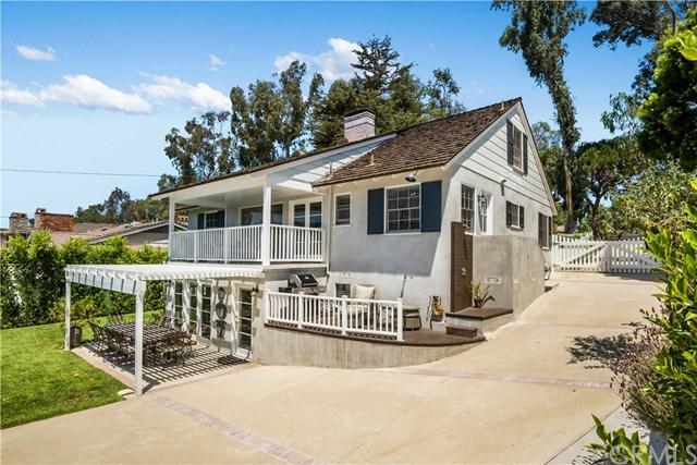 3220 Palos Verdes Drive N, Palos Verdes Estates, CA 90274 (#SB18184269) :: The Laffins Real Estate Team