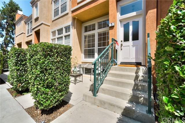 5 Palmieri Aisle, Irvine, CA 92606 (#OC18225717) :: Scott J. Miller Team/RE/MAX Fine Homes