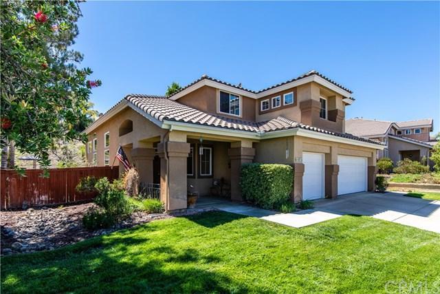 42716 Mountain Shadow Road, Murrieta, CA 92562 (#SW18226025) :: The Laffins Real Estate Team
