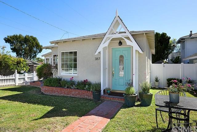 387 Monterey Drive, Laguna Beach, CA 92651 (#LG18226924) :: Scott J. Miller Team/RE/MAX Fine Homes