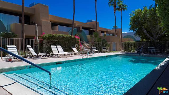 100 E Stevens Road #508, Palm Springs, CA 92262 (#18393452PS) :: Powerhouse Real Estate