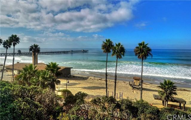 423 Avenida Granada #5, San Clemente, CA 92672 (#OC18243873) :: Hart Coastal Group