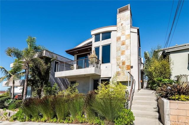 711 Longfellow Avenue, Hermosa Beach, CA 90254 (#SB18239337) :: Go Gabby