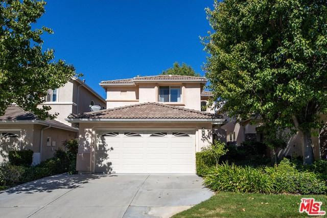 25561 Burns Place, Stevenson Ranch, CA 91381 (#18396960) :: RE/MAX Masters
