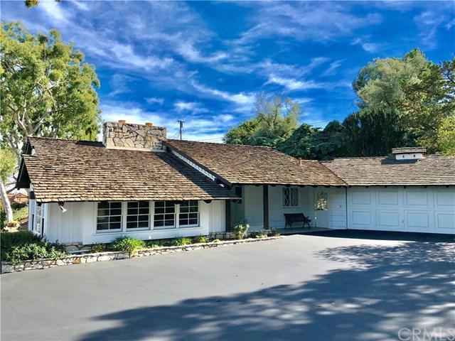 23 Georgeff Road, Rolling Hills, CA 90274 (#PV18260415) :: Millman Team
