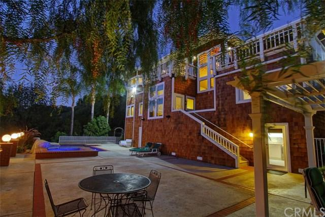 145 Flowerfield Lane, La Habra Heights, CA 90631 (#PW18263890) :: Fred Sed Group